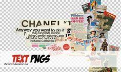 text pngs by Star-Artista.deviantart.com on @DeviantArt