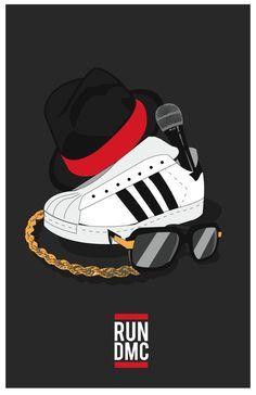 4540d240c4 adidas run dmc Musical, Peter Piper, Hiphop Poster, Freestyle Rap, Run Dmc