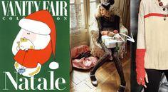 December'15 #VanityFair #DanielaDallavalle #collection #fw15 #fashion #elisacavaletti