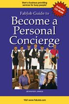Become a Personal Concierge