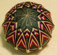 Japanese-Temari-Ball