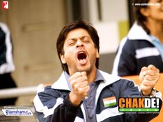 Chak De India, Kabir Khan, Srk Movies, Women's Hockey, Bollywood Actors, Shahrukh Khan, Movie Characters, Guys, Mani Ratnam