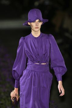 Yves Saint Laurent Spring 2007 Runway Pictures - Livingly