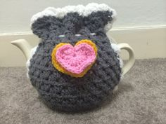 Tea cosy for a medium or large teapot 4 to 6 door SpecialHandmade482