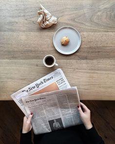 Coffee scenes #nyc by trottermag
