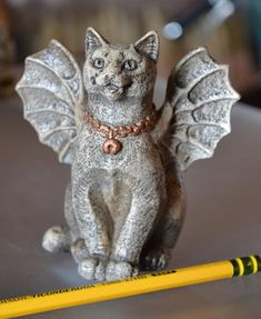 Gargoyles from The Stone Griffin -- Catalog Section 4