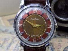 Ultra rare Mens Watch Kirovskie 1950s made in USSR 1 MChZ