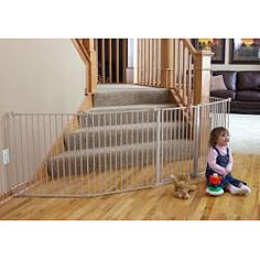 Regalo 192-inch Super Wide Adjustable Baby Gate And Play Yard Frugal Free Shipping Baby Safety & Health