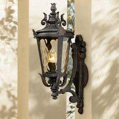 "Casa Marseille 22"" High Outdoor Wall Light - #38268 | Lamps Plus"