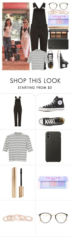 """With Briana Jungwirth, Freddie Tomlinson And her Mom"" by angelbrubisc ❤ liked on Polyvore featuring Topshop, Monki, Apple, Kendra Scott and Frency & Mercury"