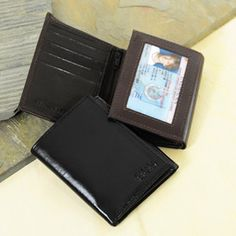 A must have for every man, our Oxford Tri-fold Genuine Leather Wallet is both masculine and refined. Fashioned in lambskin leather, this multi-purpose wall Engraved Money Clip, Money Clip Wallet, Money Clips, Black Oxfords, Brogues, Tear, Custom Leather, Lambskin Leather