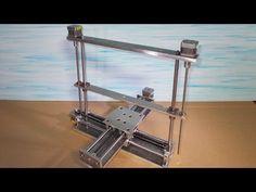 Homemade RepRap Prusa 3D Printer Laser  Cutter Plotter DIY X Y Z Axis S...