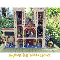 Lego Harry Potter, Harry Potter World, Lego Village, Lego Hogwarts, Lego People, Lego Minifigs, Cool Lego Creations, Lego Moc, Indie Kids