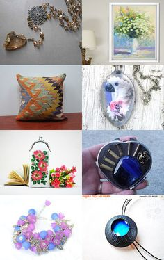 Wish you all Happy New Year! by AneleArt on Etsy--Pinned with TreasuryPin.com