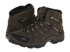 Hi-Tec Bandera Mid Waterproof (Brown/Olive/Snow) Men's Boots