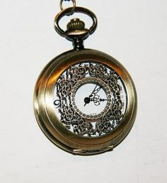 Zsebóra lánccal 1. Metal, Pocket Watch, Steampunk, Accessories, Pocket Watches, Steam Punk, Ornament