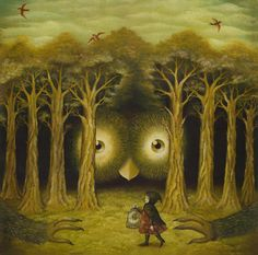 Surrealism and Visionary art: Kathleen Lolley