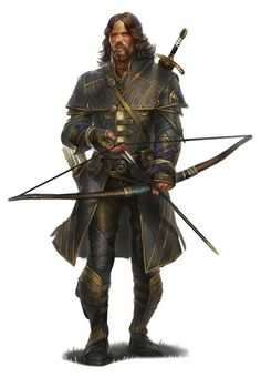 Milagros is a man who considers himself high-blooded and high-cultured.  He and Drozíf get a long well, as they are both fans of wine.  Milagros, however, is much speedier than Drozíf, as he is more of an assassin type, though he does also like his bow.  He is good-humored and easy to get along with . . . but he can kill you faster than anyone, so tread carefully.