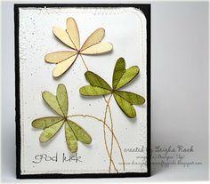 Diary of Two Crafty Girls: St. Patrick's Day Shamrocks
