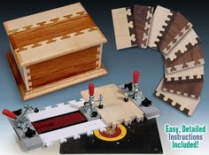 Fancy Joinery With Your Router Table