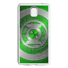 cool green lantern logo Samsung Galaxy Note 3 case $16.50