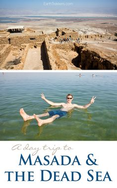 Masada and Dead Sea day trip in Israel. Tips and tricks to have the best experience.