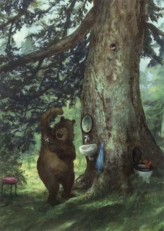 The Wonderful Illustrations of Rudi Hurzlmeier As an illustrator Hurzlmeier worked with Wiglaf Droste , Hans Zippert , Fritz Eckenga and Harry Rowohlt together. He has published some 30 books and.