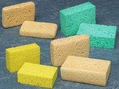 PAINTING TIP: Place a wet sponge at each table while painting. The students clean their brush and then blot it on the sponge. NO MORE soggy paper towels. :) money saver!