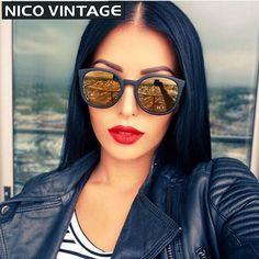 Classic Gradient Sunglasses for Women   #fashion #classic