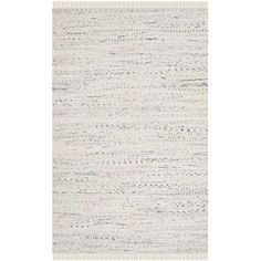Langley Street Cantina Way White Area Rug | AllModern