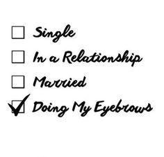 Brows before bros! #eyebrows #brows #zoemilan #zoemilanstudio #permanentmakeup #threading #microblading