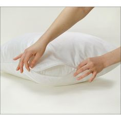 Ruthy's Textile Bed Bug Proof Allergy Protection Zippered Extra Heavy Pillow Protector