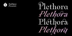 Plethora (50% discount, from 17€)