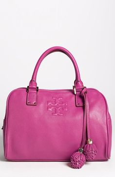 Tory Burch Thea Leather Satchel