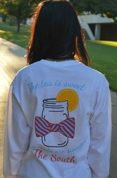 Southern Accents Long Sleeve PREORDER - The Collection