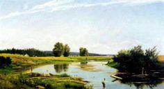 Russian Artist Ivan Shishkin Paintings - Fine Art Blogger