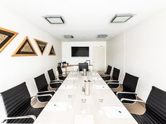 Boardrooms - All 3 rooms available seat up to 10 people, lovely modern comfortable spaces to meet with a smaller group. Rose Park, Park Hotel, Auckland, Conference Room, Rooms, Luxury, Modern, Table, Meet