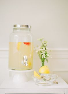 Manual lemon juicer    Ladylike Party From Target + SMP  Read more - http://www.stylemepretty.com/2013/07/15/ladylike-party-from-target-smp/