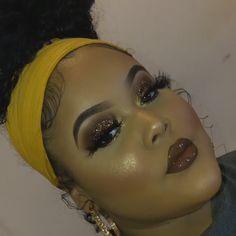 makeup revolution pro far paleti Makeup Eye Looks, Creative Makeup Looks, Cute Makeup, Gorgeous Makeup, Glamour Makeup, Beauty Makeup, Hair Makeup, Black Girl Makeup, Girls Makeup