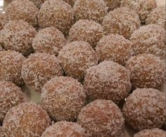 Recipe Milo Balls Easy Peasy by Kassarne - Recipe of category Desserts & sweets