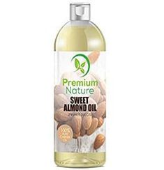 Check Out! Sweet Almond Oil Carrier Oil - Cold Pressed Pure Natural Body Massage Oils for Essential Oils Mixing, Baby Oil Dry Skin Face Moisturizer Eye Makeup Remover Healthy Nails Cleansing Properties 16 oz. Oil For Dry Skin, Dry Skin On Face, Natural Makeup Remover, Eye Makeup Remover, Growing Facial Hair, Face Scrub Homemade, Healthy Nails, Even Skin Tone, Baby Oil