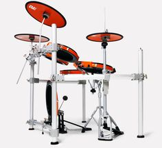 2Box D5K The 2Box DrumIt Five US Edition is an open sound drum system giving the user the freedom to choose which sounds to play. The system is built around a high strength, low weight pad / cymbal and stand s