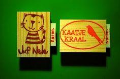 #stamp #stempel #zelfgemaakt #handcarvedstamp #handgesnedenstempel #catstamp #katstempel #logo #logostamp #teacherstamp #jufstempel #birdstamp #vogelstempel #vogel