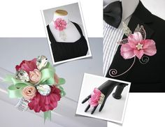 It's prom time, and such an exciting time as you search for just the right dress, the perfect shoes, schedule hair and nail appointments, and plan so many other details. Prom Flowers, Prom Photos, Prom Night, Floral Fashion, Corsage, Fashion Photo, Hair And Nails, Accessories, Design