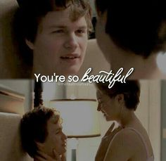 look at his face. oh my gosh feeeeeeeellllssss John Green Novels, Hazel And Augustus, Fault In The Stars, Augustus Waters, Make A Choice, Tfios, Laughing And Crying, Sad Stories, Make You Cry