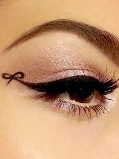 Nápady pro použití oční linky!