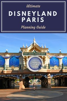 Disneyland Paris is an amazing place, with several hotels, two parks, and more. This ultimate guide to Disneyland Paris with kids covers what you need to know before heading to Disneyland Paris,