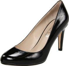 KORS Michael Kors Ghita (Black Patent) High Heels KORS by Michael Kors. $175.00