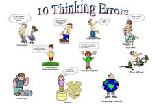 Thinking Errors for kids