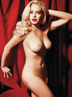 Lindsay Lohan Leaked | Lindsay Lohan Leaked Nude Photos from Playboy